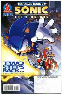 SONIC the HEDGEHOG, NM, FCBD, Sega, Special Edition, 2012, more FCBD in store