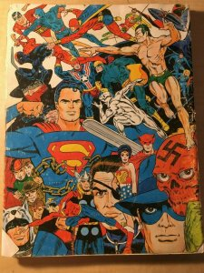 The Steranko History of Comics Vol. 1 and 2 Hal Jordan SIGNED Poster MFT2