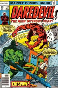 Daredevil (1964 series) #149, VF- (Stock photo)