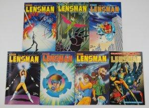 Lensman #1-6 FN complete series + gold variant based on the anime manga set