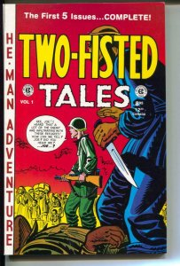 Two-Fisted Tales Annual-#1-Issues 1-5-TPB- trade