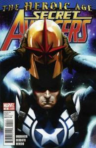 Secret Avengers (2010 series) #4, NM- (Stock photo)