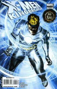 X-Men: Kingbreaker #4 VF/NM; Marvel   save on shipping - details inside