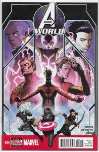 Avengers World   # 14 NM
