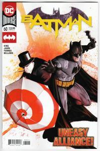 Batman #60 Main Cvr (DC, 2019) NM