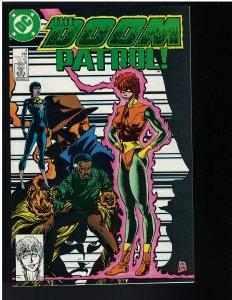 Doom Patrol #4 (1988)