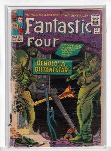 FANTASTIC FOUR (1961 MARVEL) #37 FAIR A00150
