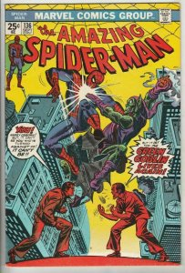 Amazing Spider-Man # 136 Strict VF/NM High-Grade 1st New Green Goblin up now