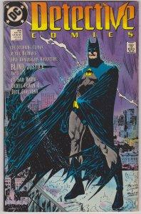 Detective Comics #600