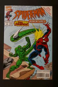Spider-Man Adventures #2 January 1995