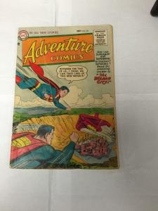Adventure Comics 216 Good+ Gd+ 2.5 Staples Rusty