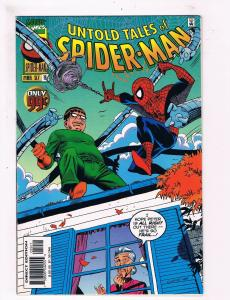 Untold Tales Of Spider-Man # 19 VF Marvel Comic Books Doc Ock Aunt May Mary SW11
