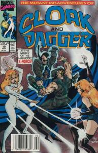 Mutant Misadventures of Cloak & Dagger, The #10 FN; Marvel | save on shipping -