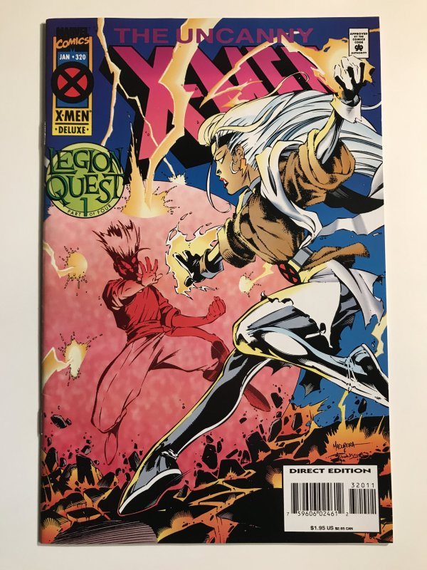 X-Men #320