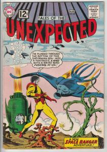 Tales of the Unexpected #69 (Mar-62) FN+ Mid-High-Grade Space Ranger, Cyrl