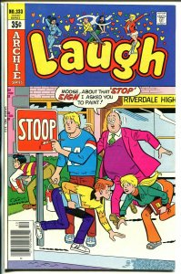 Laugh #333 1978-Archie-Betty-Veronica-FN/VF
