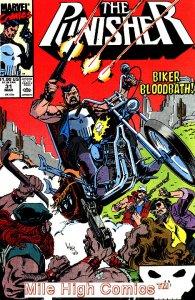 PUNISHER  (1987 Series)  (MARVEL) #31 Very Good Comics Book