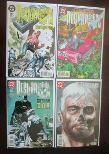 Resurrection Man comic lot from #5 to #20 13 different books 8.0 VF (1997 to 99)