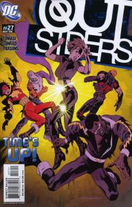 Outsiders (3rd Series) #27 VF/NM; DC | save on shipping - details inside