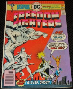 Freedom Fighters #2 (1976)