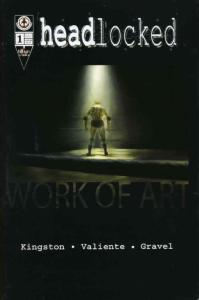 Headlocked: Work of Art #1 VF; Visionary | save on shipping - details inside