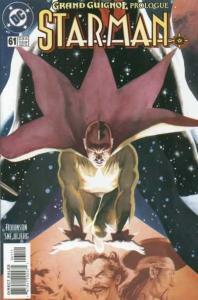 Starman (1994 series) #61, VF+ (Stock photo)