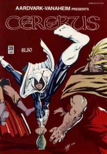 Cerebus the Aardvark #39, VF (Stock photo)