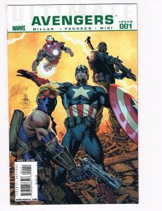 Ultimate Avengers # 1 NM Marvel Comic Books Thor Hulk Iron Man S93