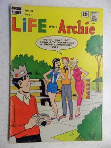 LIFE WITH ARCHIE # 30 ARCHIE JUGHEAD VERONICA BETTY RIVERDALE