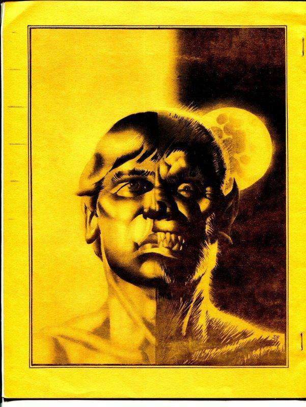 Morpheus #2 1975-Rick Larson-Steve Fasner-comics & fan info-Minnesota fans-VF