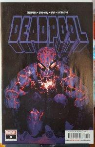 Deadpool #8 NM