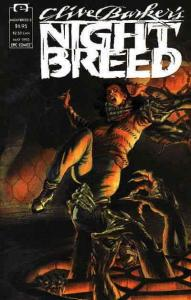 Night Breed (Clive Barker's…) #2 FN; Epic | save on shipping - details inside