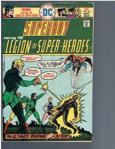 Superboy #211 (1975)