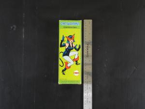 MEGO CATWOMAN-BATMAN ACTION FIGURE IN ORIGINAL BOX-1973-DC COMICS-RARE FN