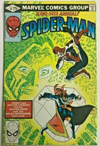 SPIDER-MAN ANNUAL#14 FN/VF 1980 FRANK MILLER MARVEL BRONZE AGE COMICS