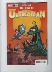 Ultraman: The Rise Of Ultraman #1 Variant (2020)