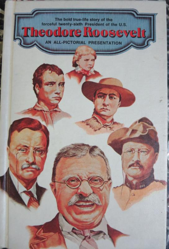 Davco Presidents All-Pictorial Presentations Comic Digests - Lot of 3 Books 1976