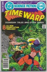 Time Warp (1979) #1 VG Ditko, Kaluta cover