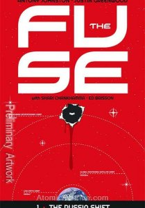 Fuse, The TPB #1 VF; Image | save on shipping - details inside