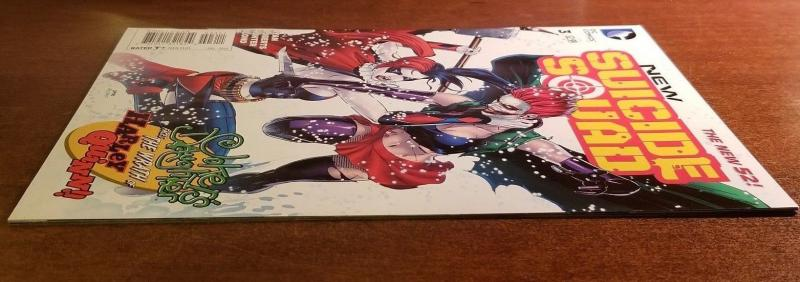 NEW SUICIDE SQUAD #3 NEAR MINT DC NEW 52
