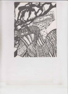 Trick Funnel #1 VF/NM (1st) print - very rare underground comix - mini comics