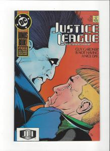 Justice League International #18 1987 DC Comics Copper Age  NM