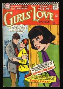 Girls' Love Stories #117 VG 4.0