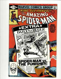 Lot Of 2 Amazing Spider-Man Marvel Comic Books ANNUALS # 15 21 NM Punisher DS4