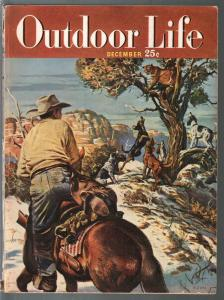 Outdoor Life 12/1949-Popular Science-hunting & fishing-mountain lion-VG+