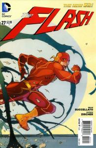 Flash, The (4th Series) #27 VF; DC | save on shipping - details inside
