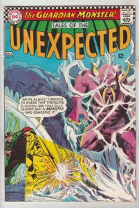 Tales of the Unexpected #101 (Jul-67) VF/NM High-Grade
