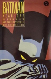 Batman Year One TPB - DC - 1988