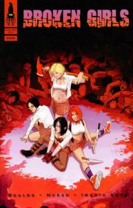 Broken Girls #1 VF/NM; Ancient Squid | save on shipping - details inside