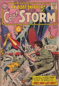Captain Storm #2
